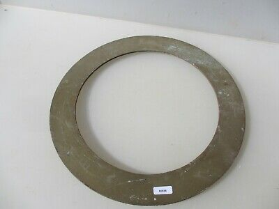 "Vintage Brass Porthole Front Window Ship Boat Nautical Antique Maritime Old 12""W"