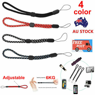 Adjustable Wrist Strap Hand Lanyard for Phone Camera USB Flash Drives Keys PSP