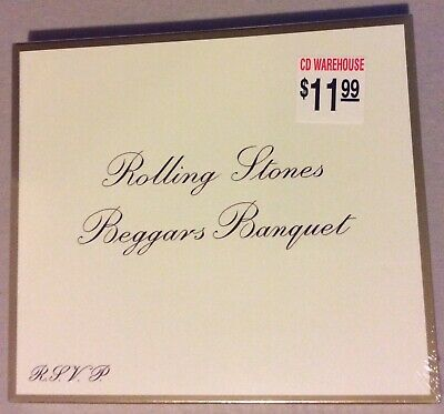 The Rolling Stones - Beggars Banquet (50th Anniversary Edition) [New CD] 2018