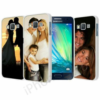Personalised Custom Printed Photo Picture Image Phone Case Cover For Samsung
