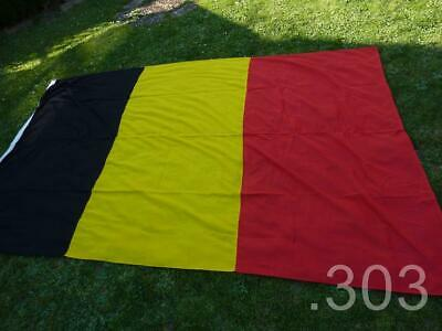 BELGIUM Country Flag XL Large  9' x 6' Stitched