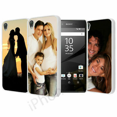 Personalised Custom Printed Photo Picture Image Phone Case Cover For Sony Xperia