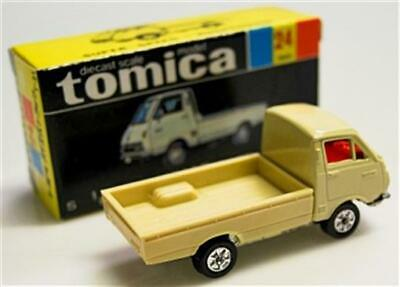 Tomy Tomica-24, Toyota Hiace Open Delivery Truck, Sand, Red Int U837