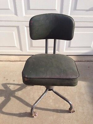 VINTAGE INDUSTRIAL  Sturges posture OFFICE CHAIR