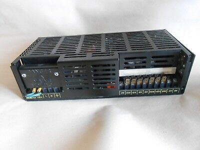 110-240VAC; AC to DC switching power supply  Weir Model HSS 180 Power Supply