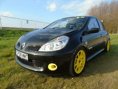 2008 Renault Clio 2.0 16V Renaultsport 197 3dr,Directors car,Race ready,Px we...