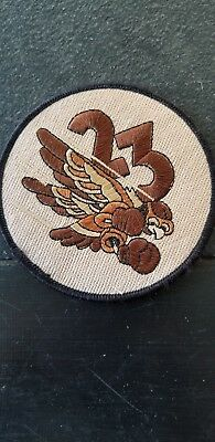 1950s 60s USAF Air Force Nam Vietnam 23rd TFS Tactical Fighter Squadron Patch