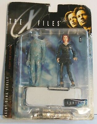 Ultra-Action Figure MOC AGENT DANA SCULLY Series 1 X-Files McFarlane Toys