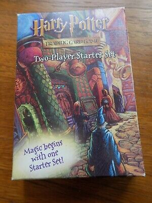 Harry Potter Trading Card Game 2 Player Starter Set Draco Malfoy & Hermione