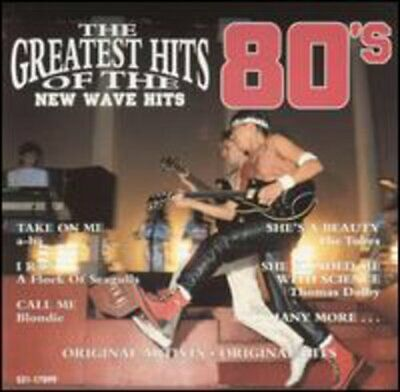 Various Artists : Greatest Hits 80s 4 CD
