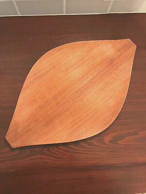 National Crafts Council /NCC Japan Mid Century Teak Wood Tray