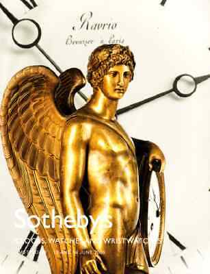 Sotheby's Clocks, Watches & Wristwatches