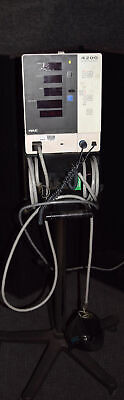 IVAC 4200  VITAL SIGNS MONITOR-  w/ Stand (#1904)