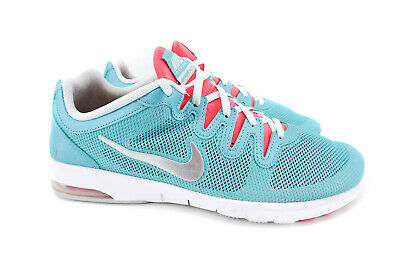 sports shoes 87761 e86f9 VGC! Nike Air Max Fusion Womens Size 9.5 Running Training Shoes Teal Pink