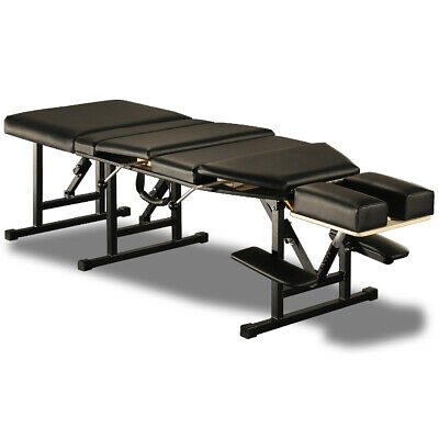 New Elite Portable Folding Chiropractic Table Folding