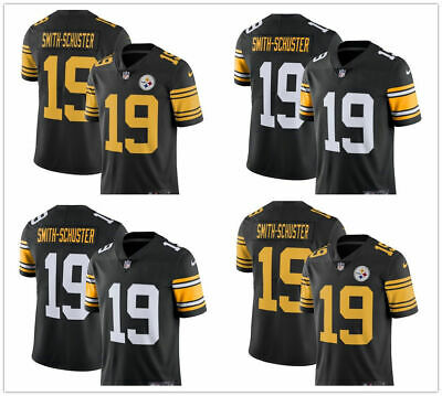 9c690f556  19 JuJu Smith-Schuster Pittsburgh Steelers Vapor Untouchable Stitched  Jersey