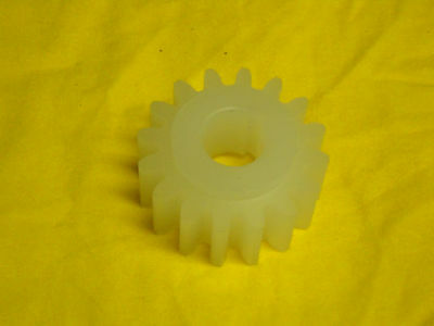 NAPCO Poly Plating Barrel Drive Gear (NEW)