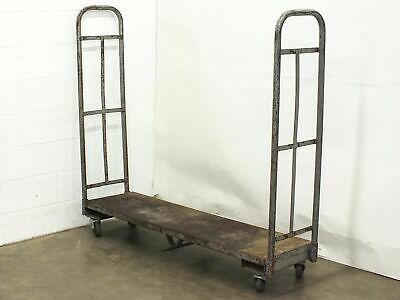 "Industrial 64"" x 16"" x 57""  Utility Delivery Cart on Wheels"