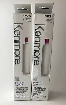 Kenmore 9085 Replacement Refrigerator Filter Genuine NEW SEALED (2)