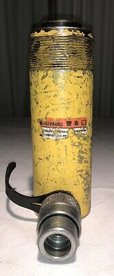 ENERPAC RC104 Hydraulic Cylinder,10 tons,4-1/8in. Stroke