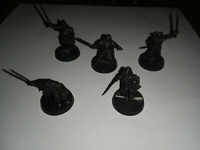 lord of the rings miniatures rohan characters
