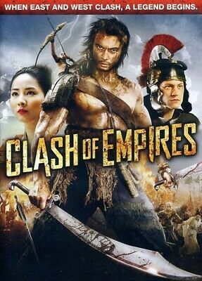 Clash of Empires [New DVD] Ac-3/Dolby Digital, Dolby, Widescreen