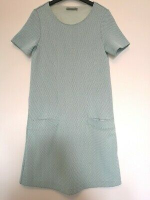 243c15a05211d Ladies Mint Green COS Camona Mermaid Fishtale Pinafore Dress. XS Size 8  Poclets