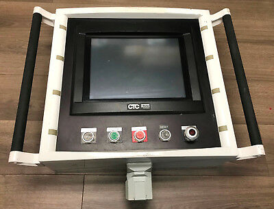 Parker Automation CTC PM1-5C1-XD3 Touch Screen System PowerStation RS Monitor