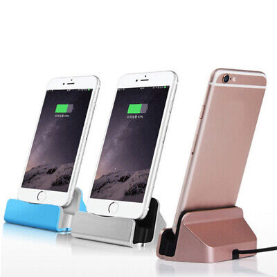 Micro USB Desktop Charger Stand Dock Station Sync Charge Cradle For Phone Tool