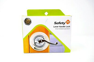 Safety 1st OutSmart Child Proof Door Lever Lock White Color