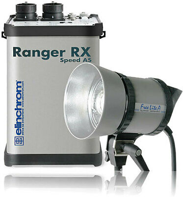 Elinchrom Ranger RX Speed AS Action Set & A Head (10276) - Refurbished