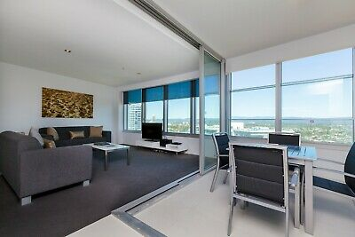Gold Coast Accommodation - Q1 Resort Two Bedroom Spa Apartment 7 Night $1155 4Pp