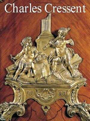 Charles Cressent, sculptor and cabinetmaker, French book