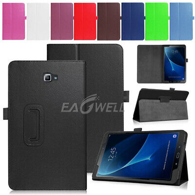 For Samsung Galaxy Tab A A6 7.0 SM-T280 T285 Flip PU Leather Smart Case Cover PL
