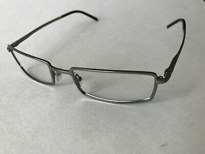 4d2dbb695c1e Christian Dior Homme 0065 Full Rim Glasses Frames 54-20-140 Made in Italy