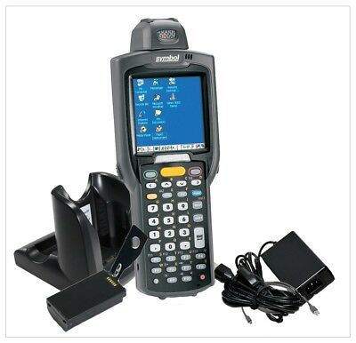 Motorola Symbol MC3100 Mobile Computer with dock/accessories Bluetooth RL3S04E00