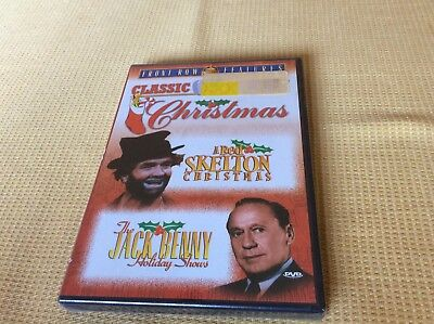 Classic TV Comedy Christmas - A Red Skelton Christmas  New DVD FAST SHIP❗️❗️❗️