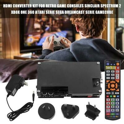 1 6 OSSC HDMI Open Source Scan Converter For Retro Game