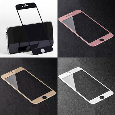 3D/5D 9H Tempered Glass Screen Protector Film Anti-fingerprint for iPhone 7 8 8P