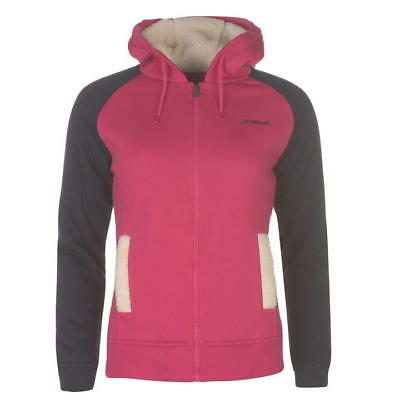LA Gear Lined Hoody Pink Size UK 14 rrp £54.99 DH083 CC 11