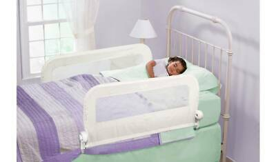 New Summer Infant Grow With Me Double Bed Rail Transitioning Your Child White UK