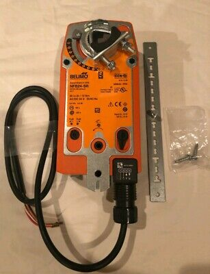Belimo NFB24SR 90IN-LB/10Nm 24vac/vdc 50/60hz damper actuators/ CW or CCW