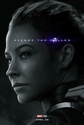 """Avengers End Game Wasp Movie Poster Art Print 13x20"""" 24x36"""" 27x40"""""""