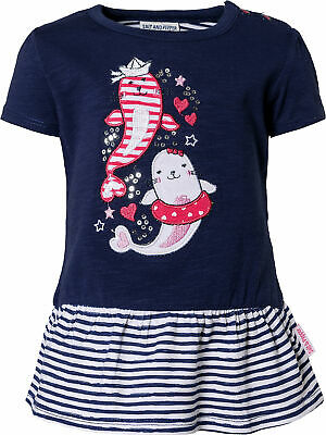 Salt And Pepper Baby Madchen Baby Gluck T Shirt Kleid Tunika
