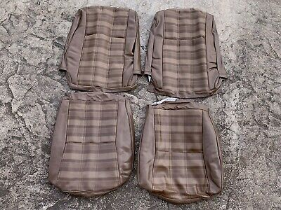 1988 toyota truck seat covers