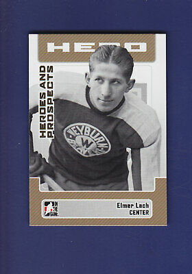 Elmer Lach 2006-07 ITG Heroes and Prospects Hockey #1