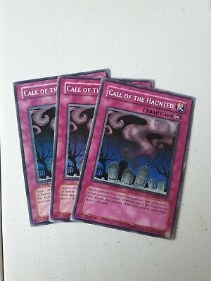 Call of the haunted Common, Random sets, NM X3 (Playset)