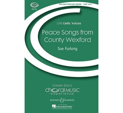 Peace Songs from County Wexford (CME Celtic Voices) 2-Part by Sue Furlong