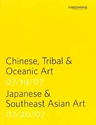 Freeman's Chinese, Tribal & Oceanic Art, Japanese & South East Asian Art