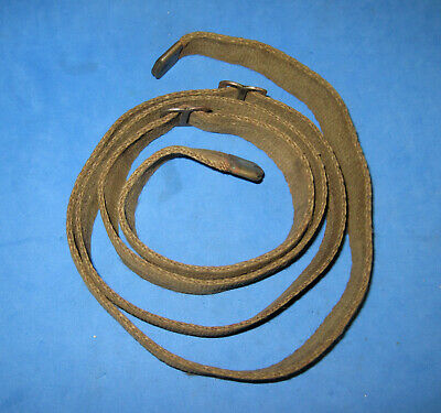 US M1 .30 Carbine Sling – Vietnam Jungle War Era, Nylon - Used, Good